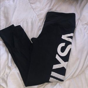 Victoria Secret Sport Leggings.